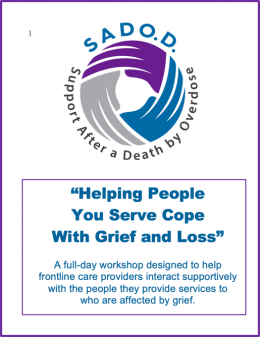 Helping People You Serve Cope with Grief and Loss