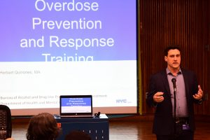 Overdose Prevention and Response Training workshop