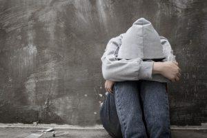 Depressed individual