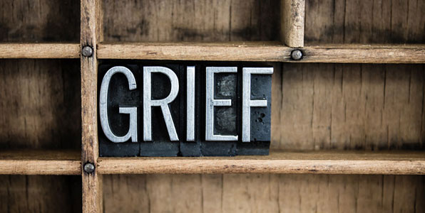 Typesetting for printing Grief