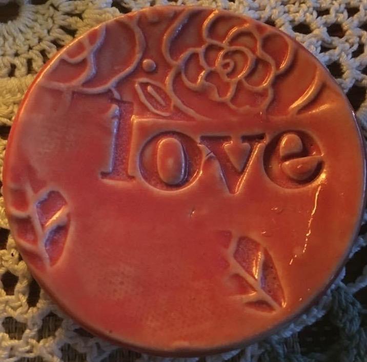Love Ceramic Display